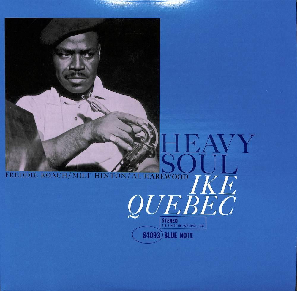 IKE QUEBEC - Heavy Soul - LP