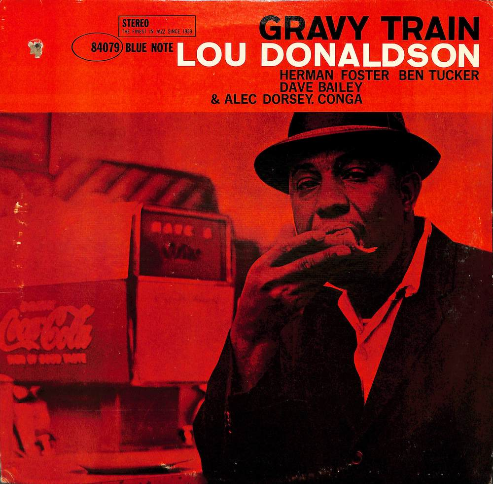 LOU DONALDSON - Gravy Train - LP