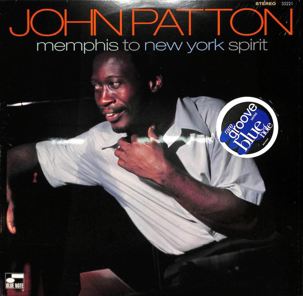 JOHN PATTON - Memphis To New York Spirit - LP