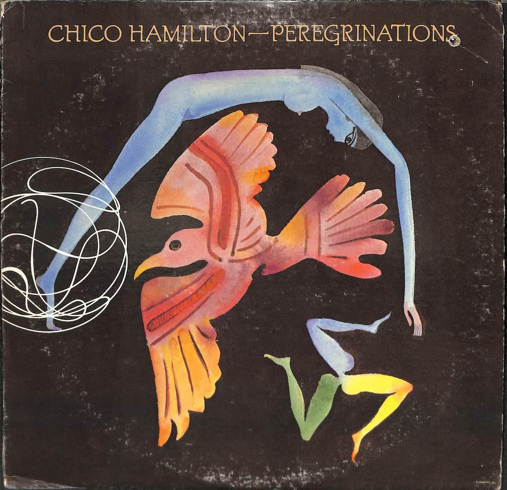 CHICO HAMILTON - Peregrinations - LP