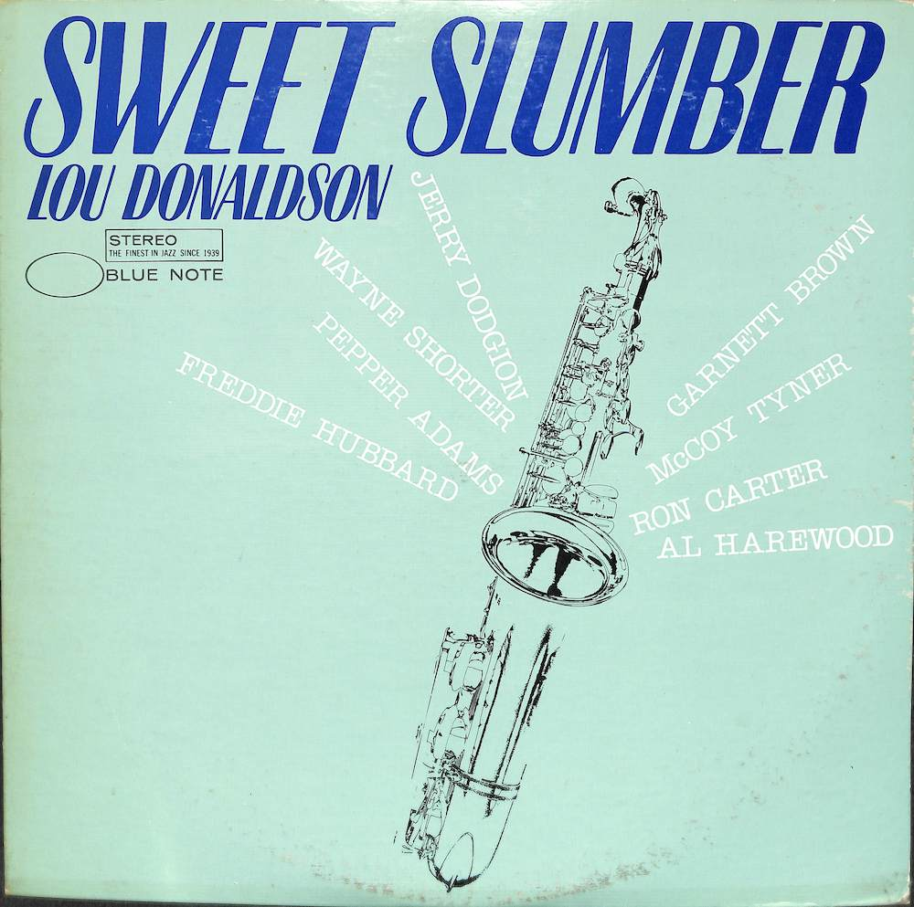 LOU DONALDSON - Sweet Slumber - LP