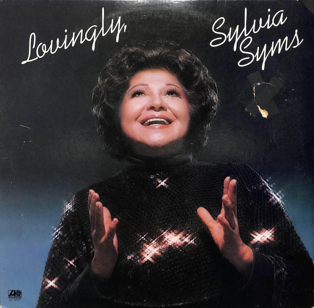 SYLVIA SYMS - Lovingly - 33T