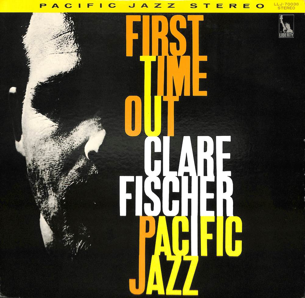 CLARE FISCHER - First Time Out - LP