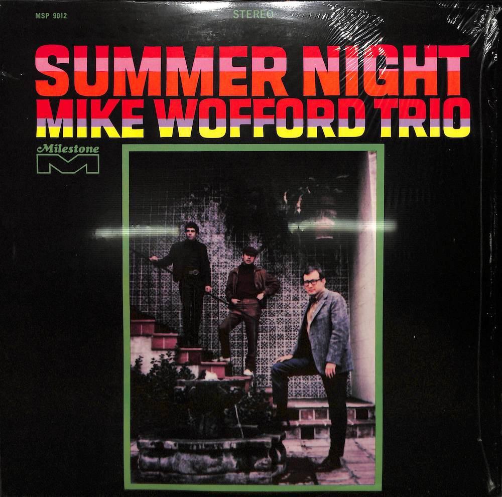 MIKE WOFFORD TRIO - Summer Night - LP