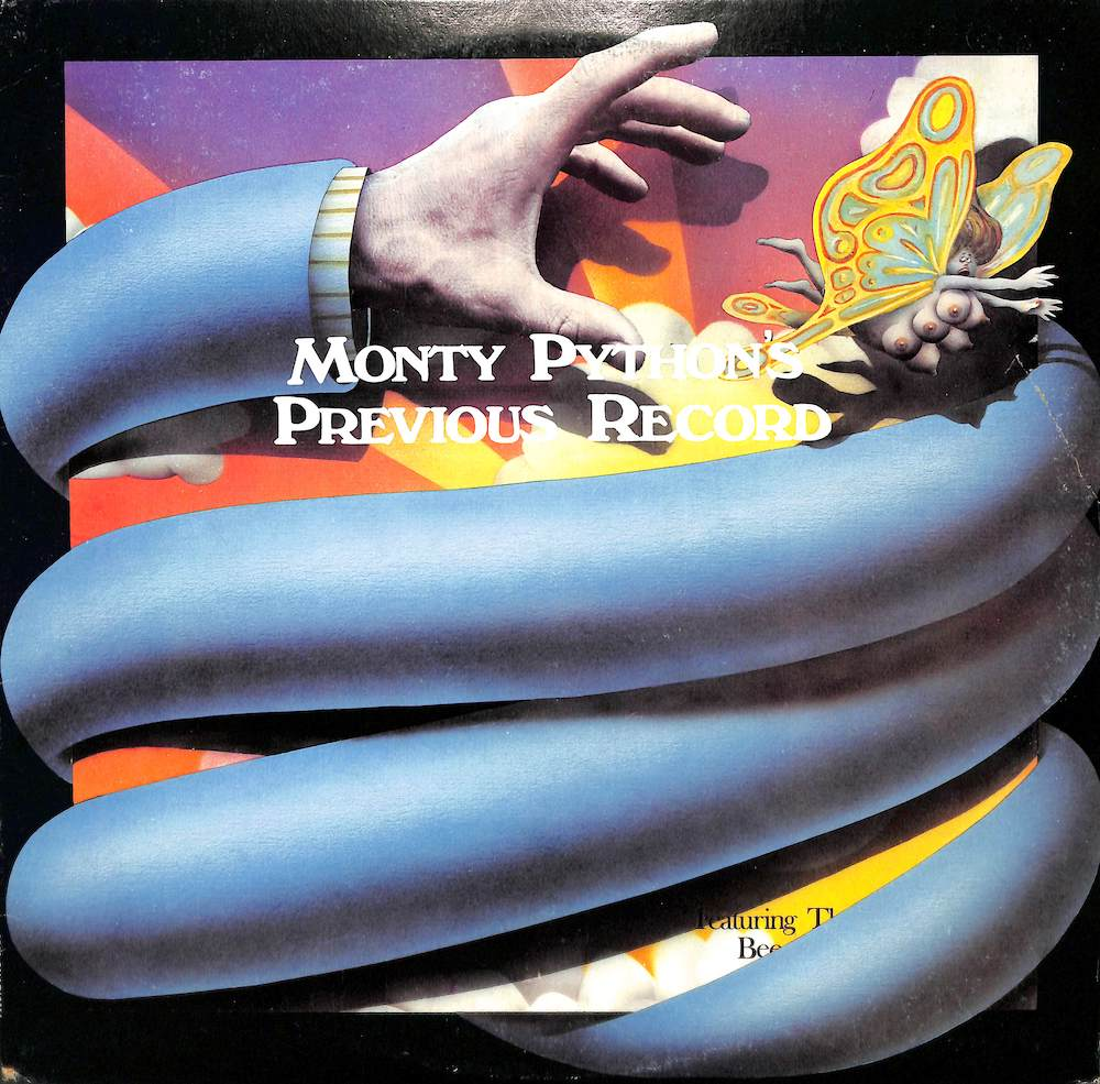MONTY PYTHON - Previous Record - 33T