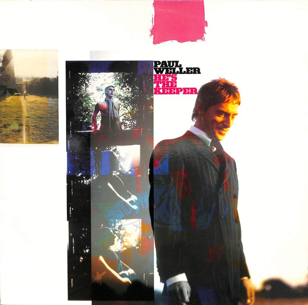 PAUL WELLER - He's The Keeper / Helioscentric / Bang Bang - Maxi x 1