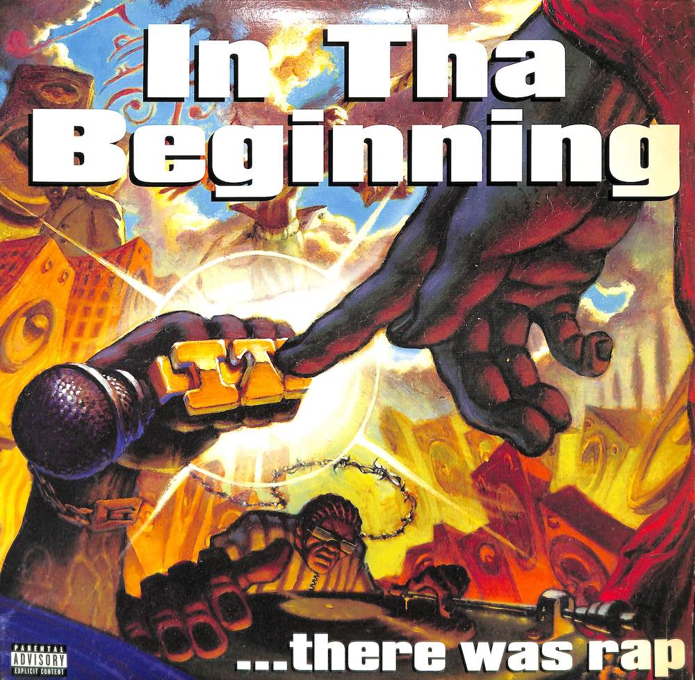 V.A. - In The Beginning... There Was Rap - 33T