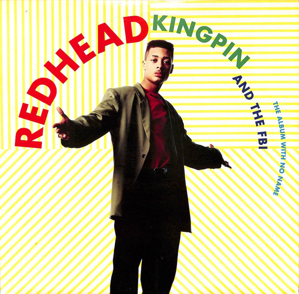 REDHED KINGPIN & THE FBI - Album With No Name - 33T