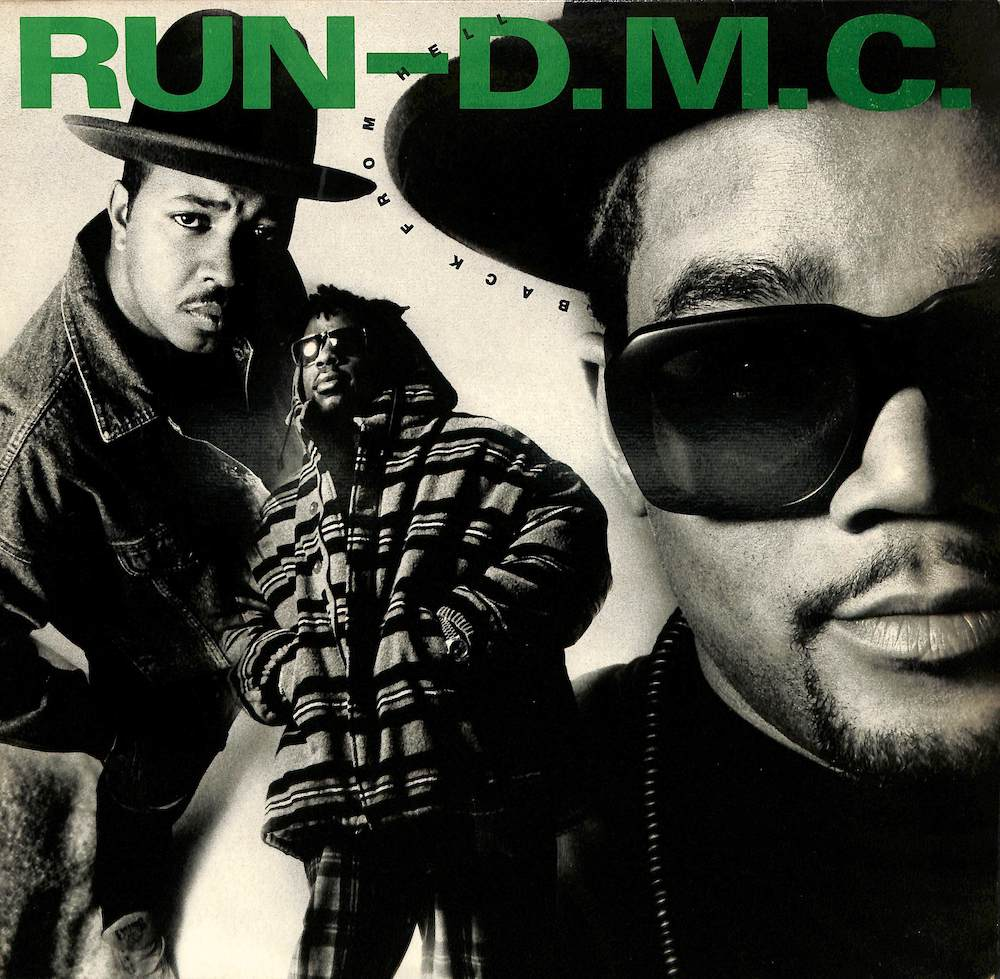 RUN D. M. C. - Back From Hell - 33T