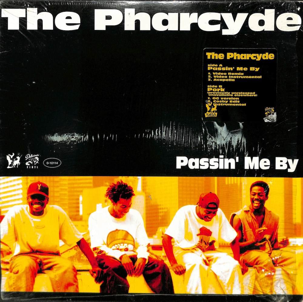 PHARCYDE - Passin' Me By / Pork - Maxi x 1