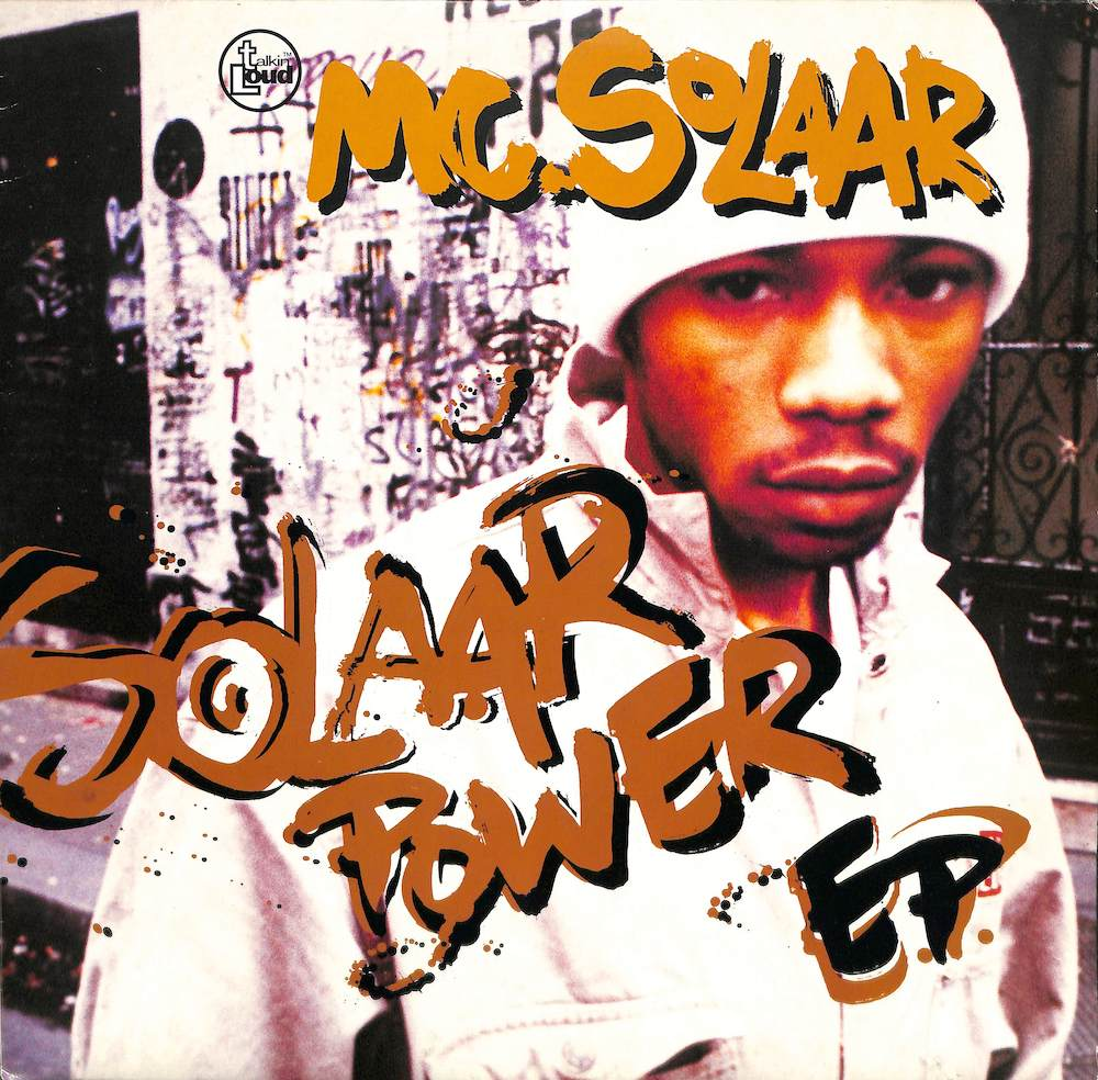 MC SOLAR - Solar Power EP - Maxi x 1