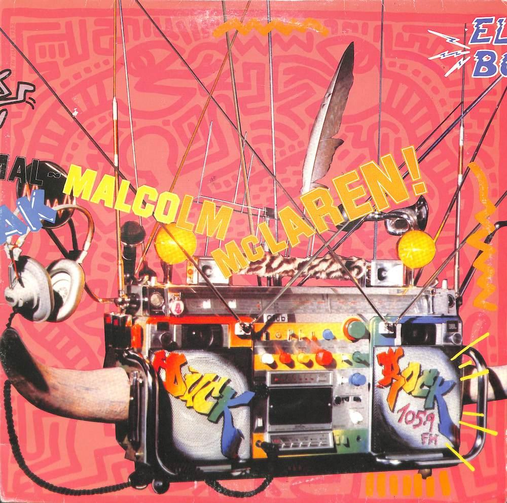 MALCOM MCLAREN - Duck Rock - 33T