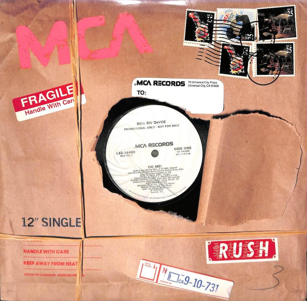 BELL BIV DEVOE - Do Me! - Maxi x 1