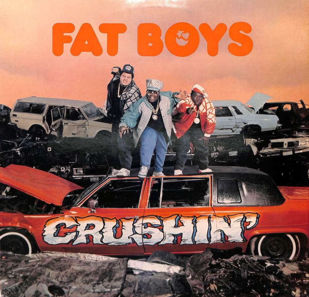 FAT BOYS - Crushin' - 33T
