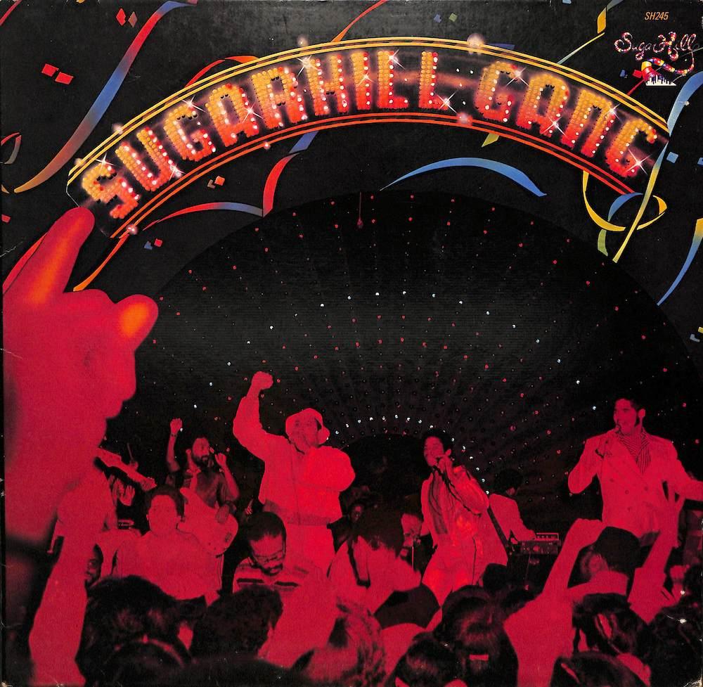SUGARHILL GANG - Sugarhill Gang - 33T