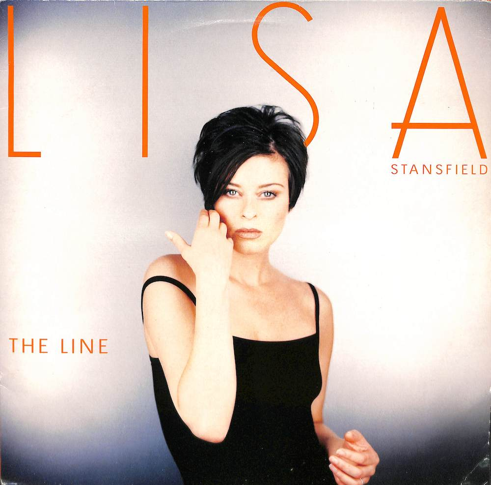 LISA STANSFIELD - The Line - 12 inch x 1
