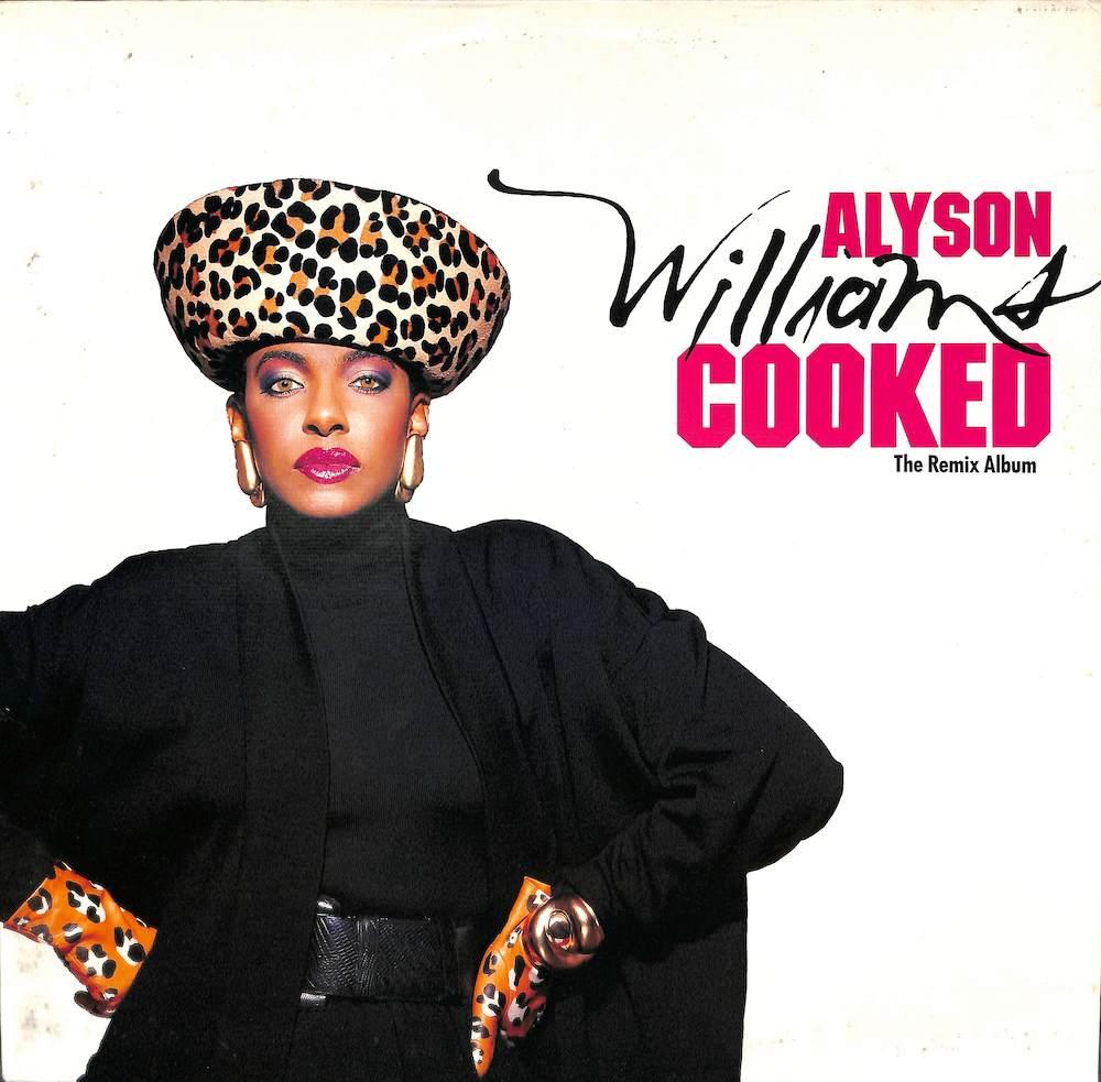 ALYSON WILLIAMS - Cooked - 33T