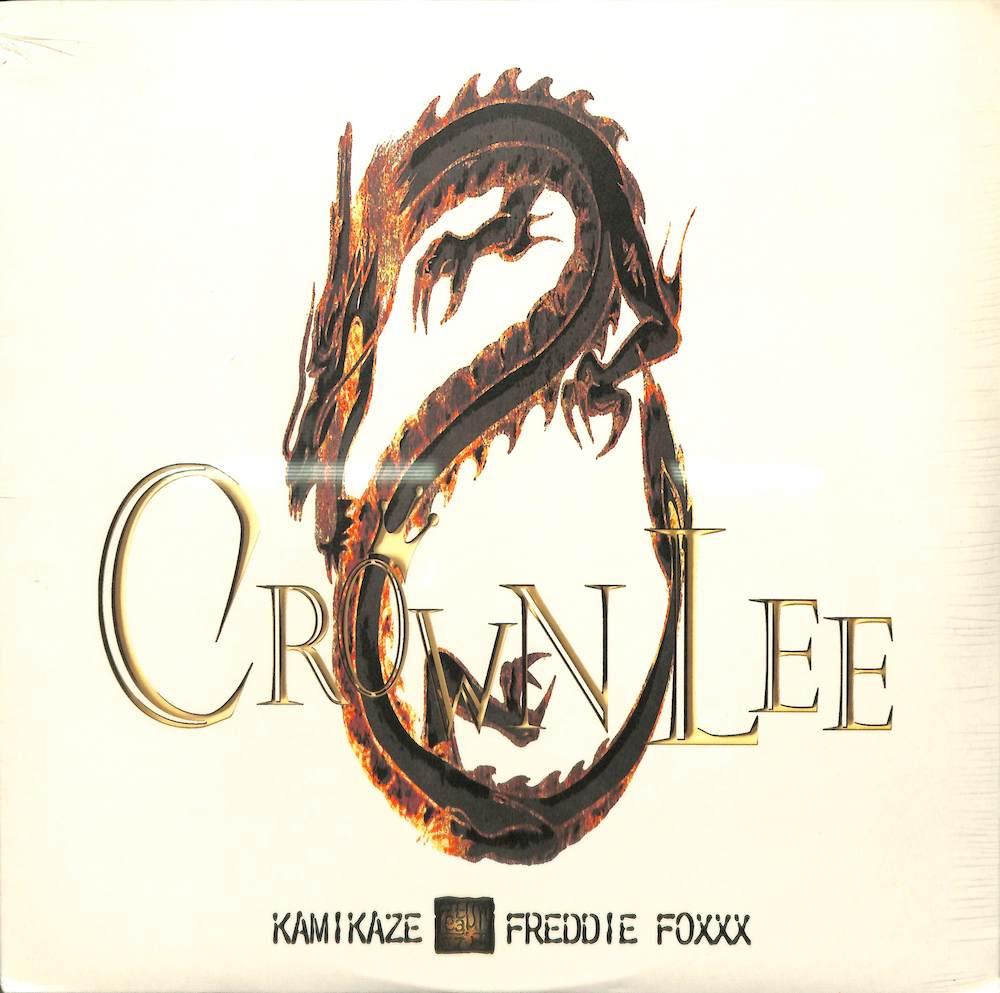 CROWN LEE - Kamikaze / Dialectical - Maxi x 1