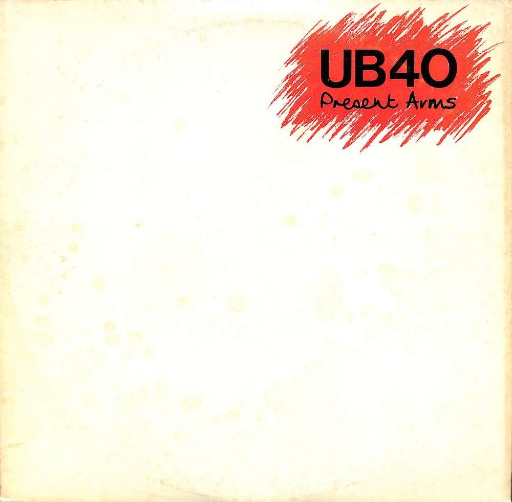 UB40 - Present Arms - LP