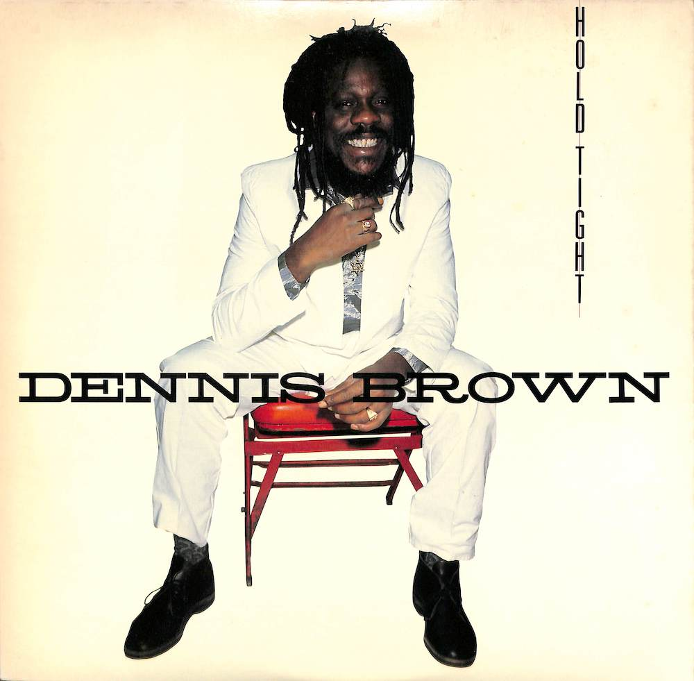 DENNIS BROWN - Hold Tight - 33T