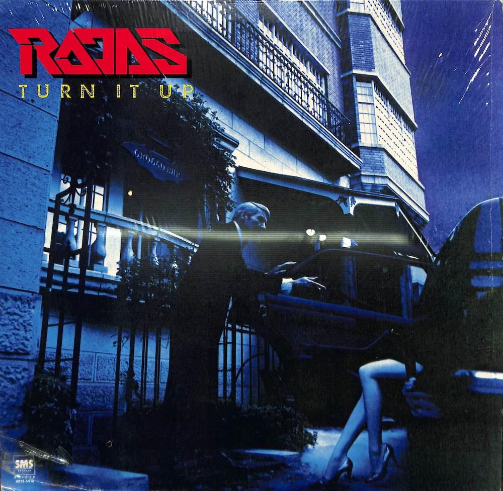 RAJAS - Turn It Up - 33T