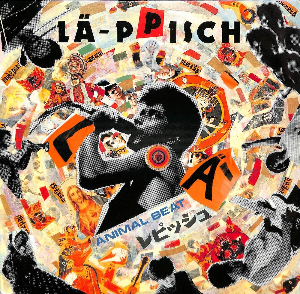 レピッシュ: LA PPISCH - Animal Beat - 33T