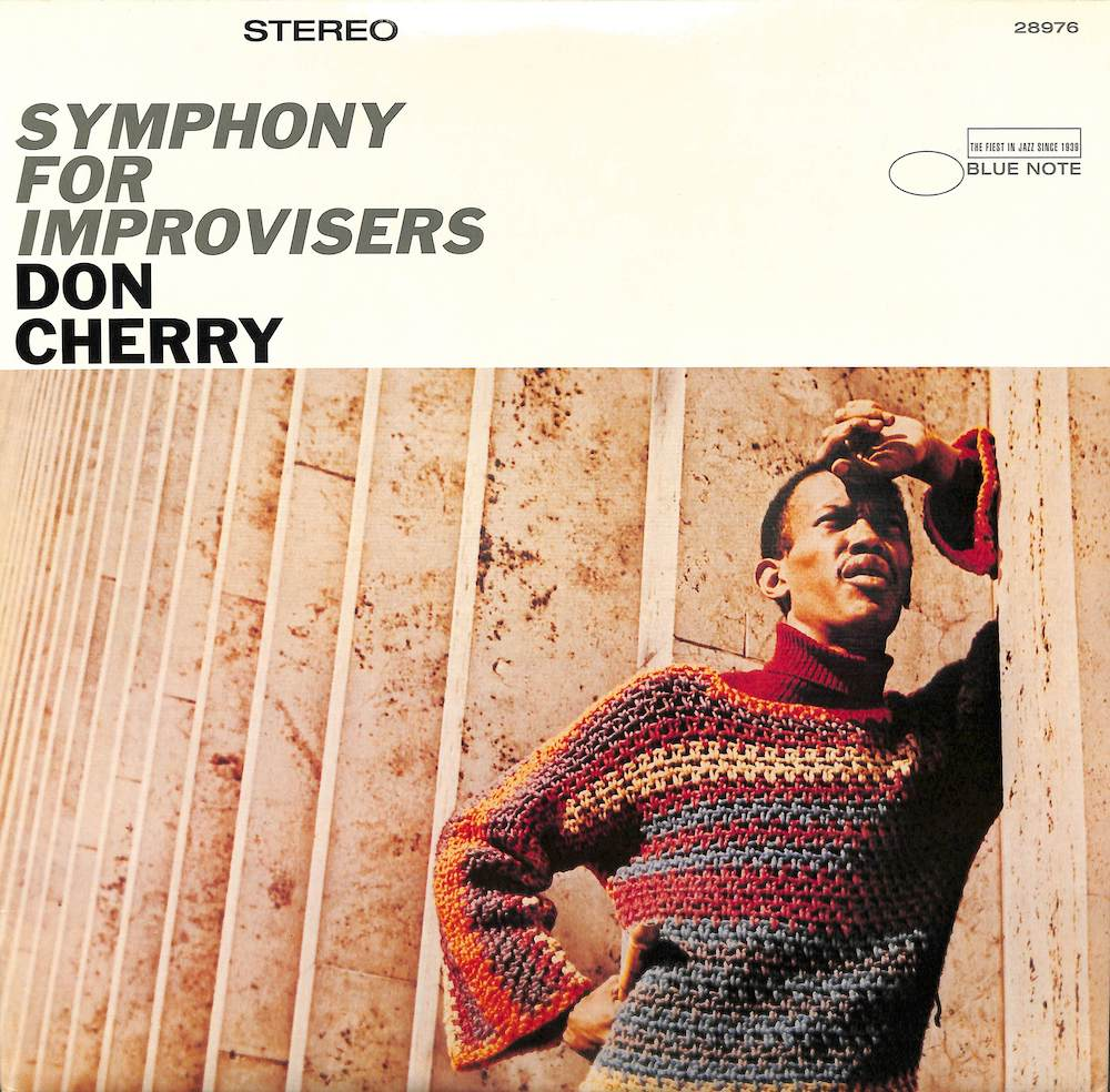 DON CHERRY - Symphony For Improvisers - 33T