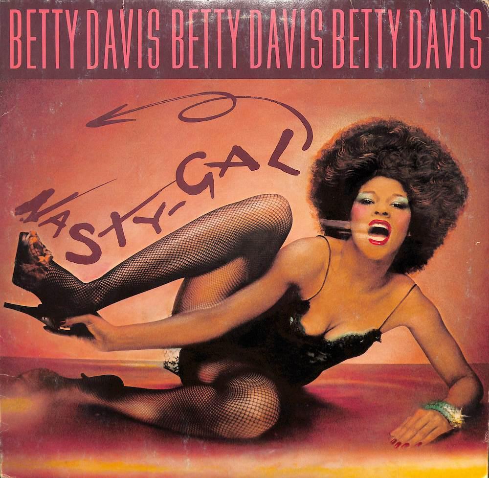 BETTY DAVIS - Nasty Gal - 33T