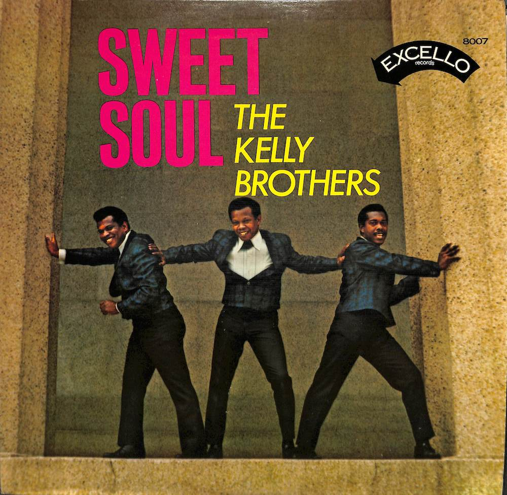 KELLY BROTHERS - Sweet Soul - 33T