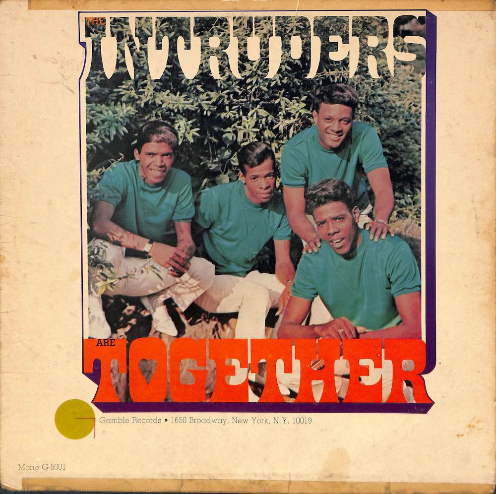 INTRUDERS - Are Together - 33T