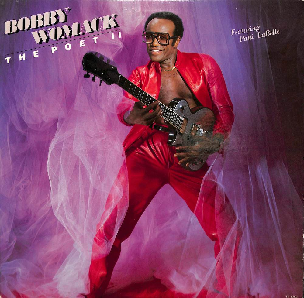 BOBBY WOMACK - Poet II - LP