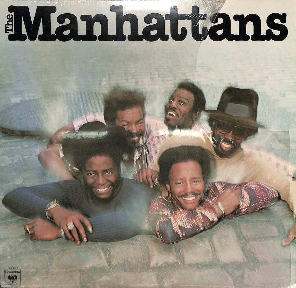 MANHATTANS - The Manhattans - LP