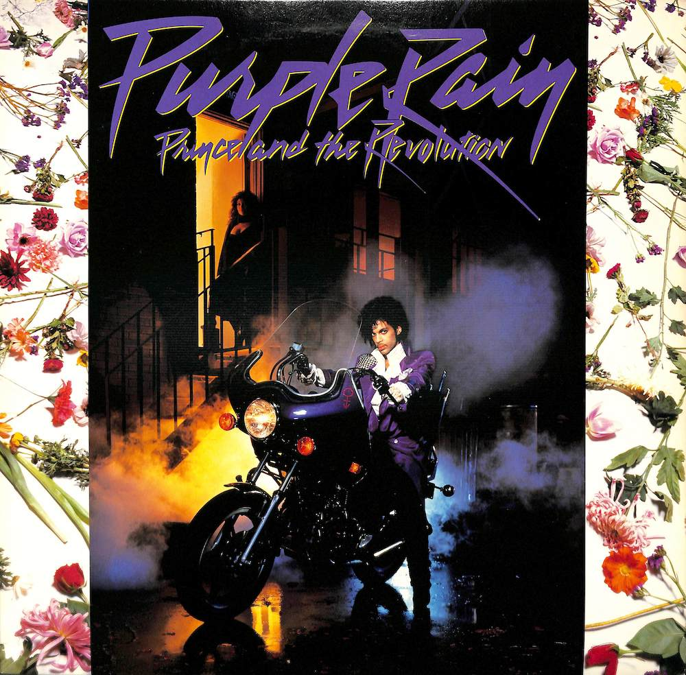PRINCE AND THE REVOLUTION - Purple Rain - LP