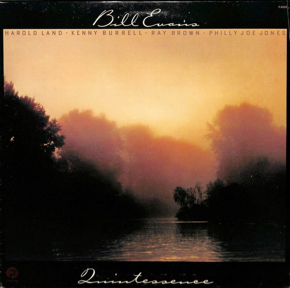 BILL EVANS - Quintessence - LP