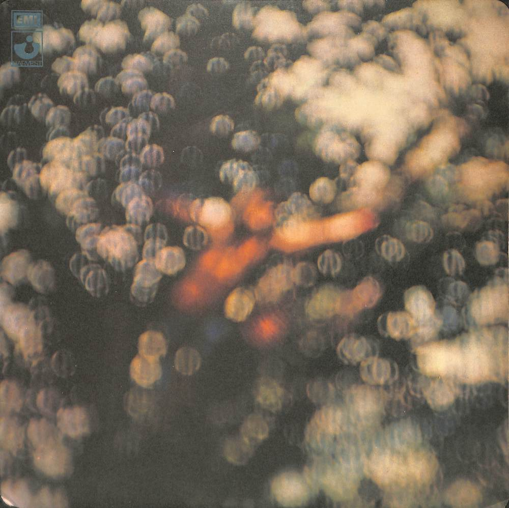 PINK FLOYD - Obscured By Clouds - LP