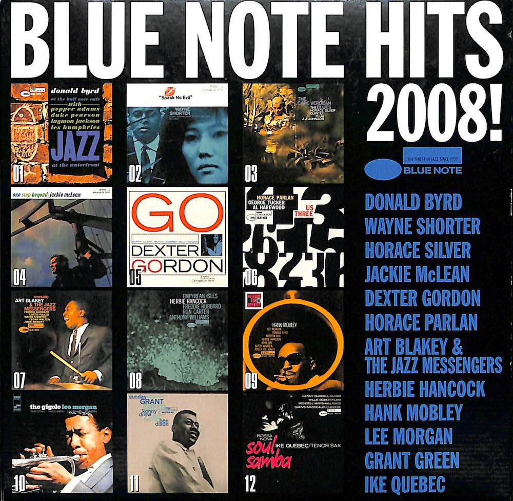 V.A. - Blue Note Hits 2008!: Blue Note Club Presents - CD