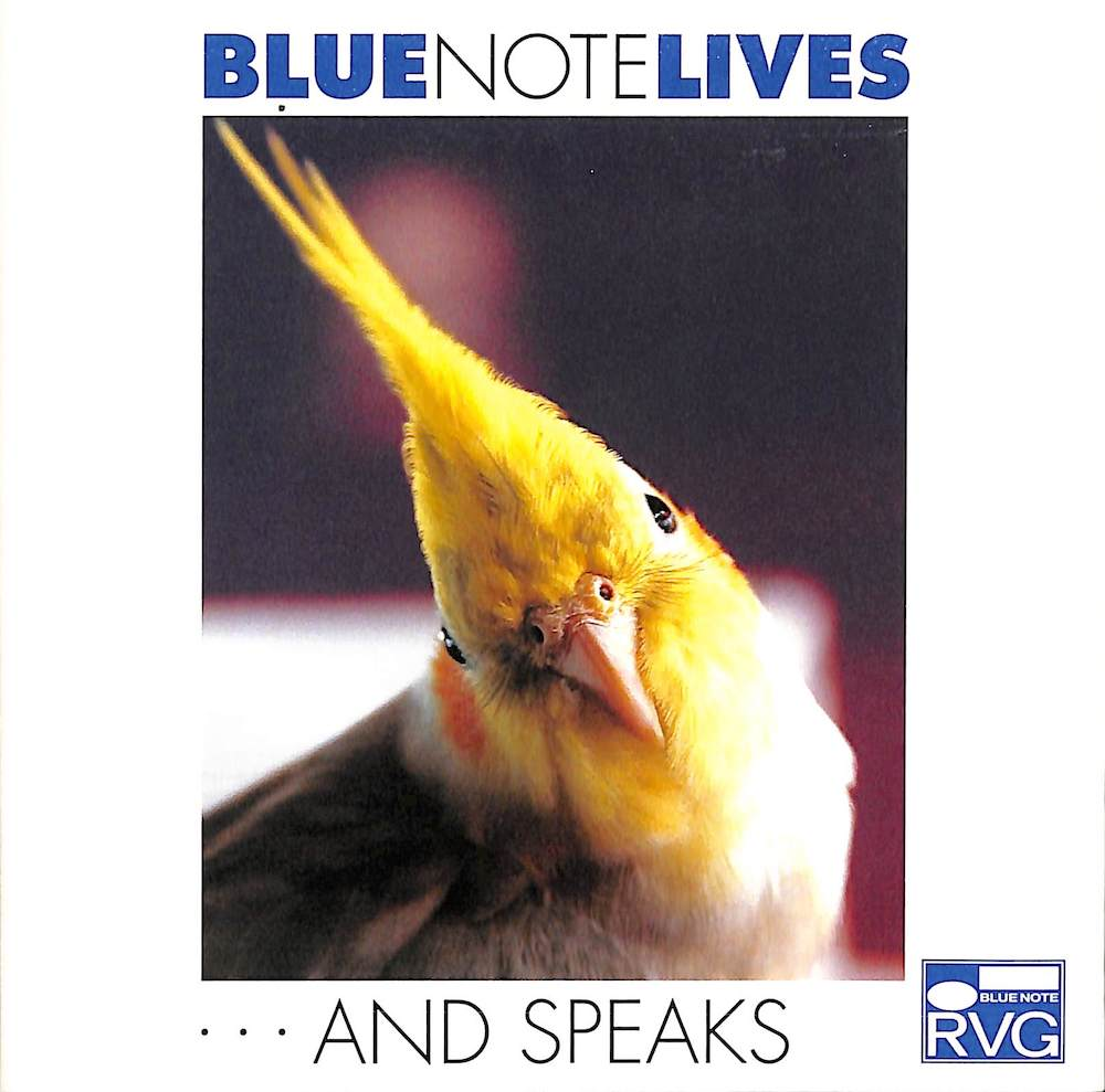 V.A. - Blue Note Lives ...And Speaks - CD