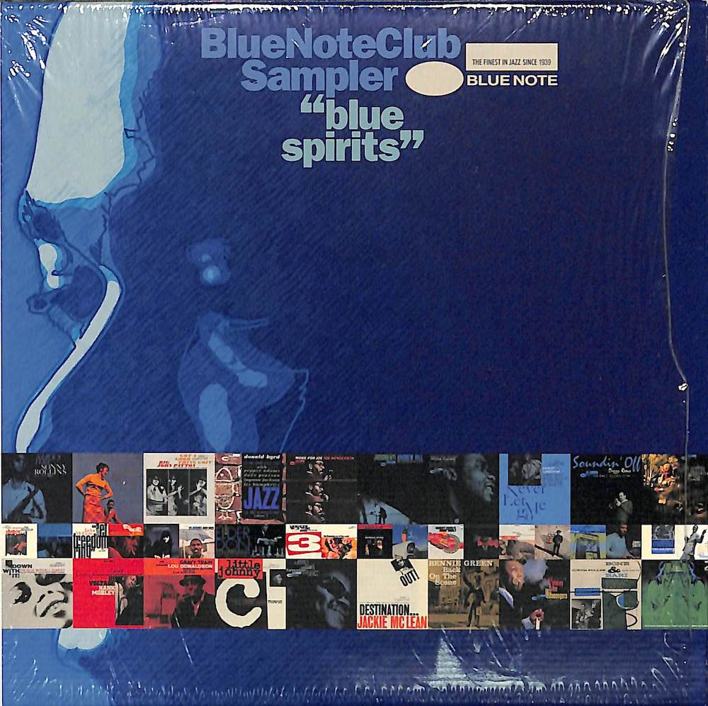 V.A. - Blue Spirits: Blue Note Club Presents - CD