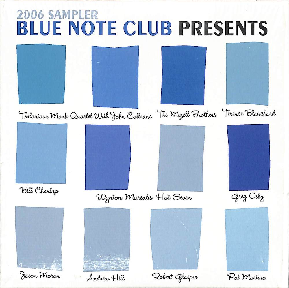 V.A. - 2006 Sampler: Blue Note Club Presents - CD