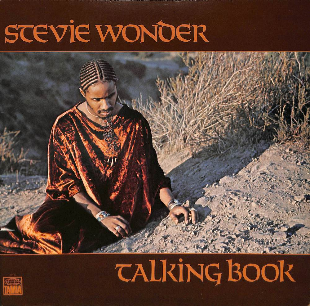 STEVIE WONDER - Talking Book - LP