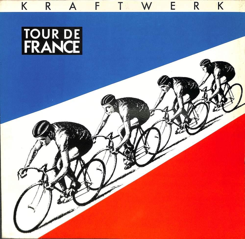 KRAFTWERK - Tour De France: Remix - 12 inch x 1