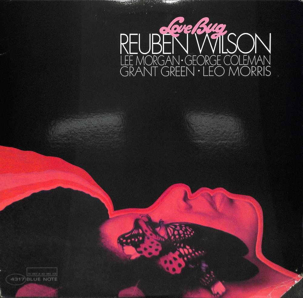 REUBEN WILSON - Love Bug - LP