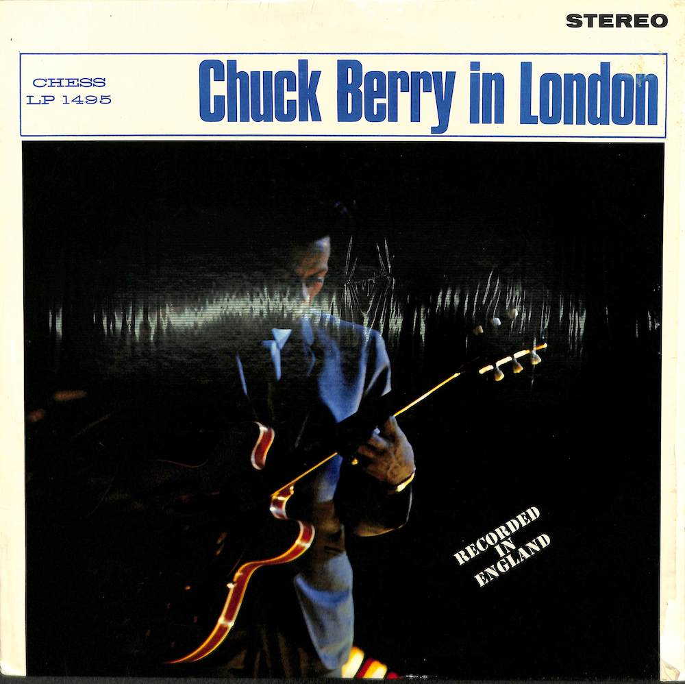 CHUCK BERRY - In London - LP