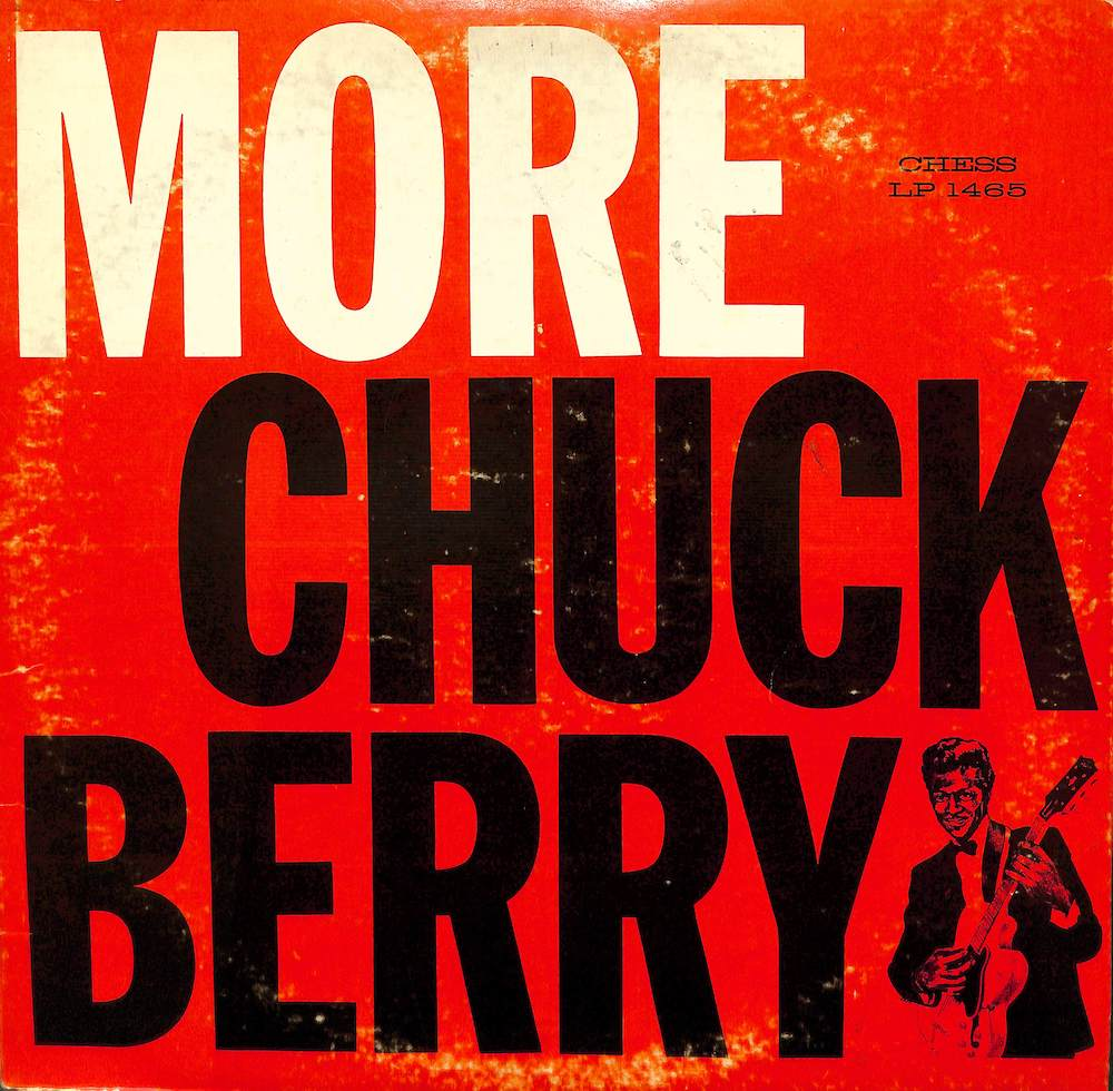 CHUCK BERRY - More Chuck Berry - LP