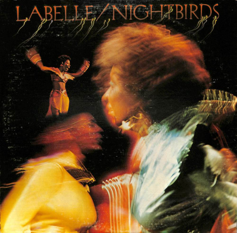 LABBELE - Nightbirds - LP