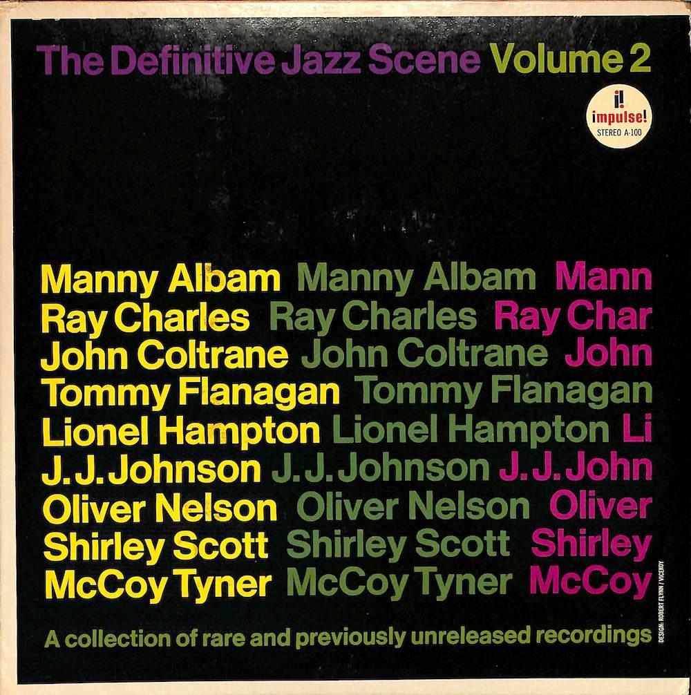 V.A. - The Definitive Jazz Scene Volume 2: EP - 7inch x 1