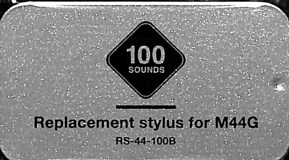 M44G / M44-7対応 - 交換針 - Others