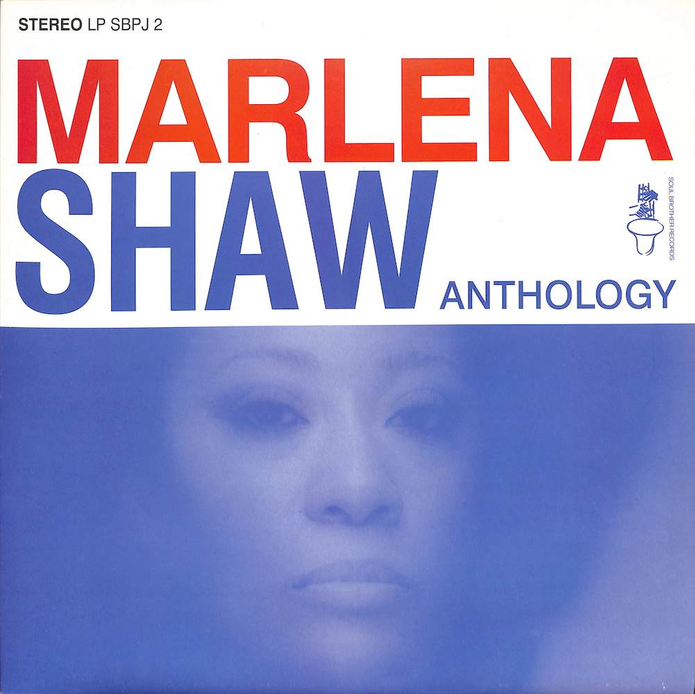 MARLENA SHAW - Anthology - 33T