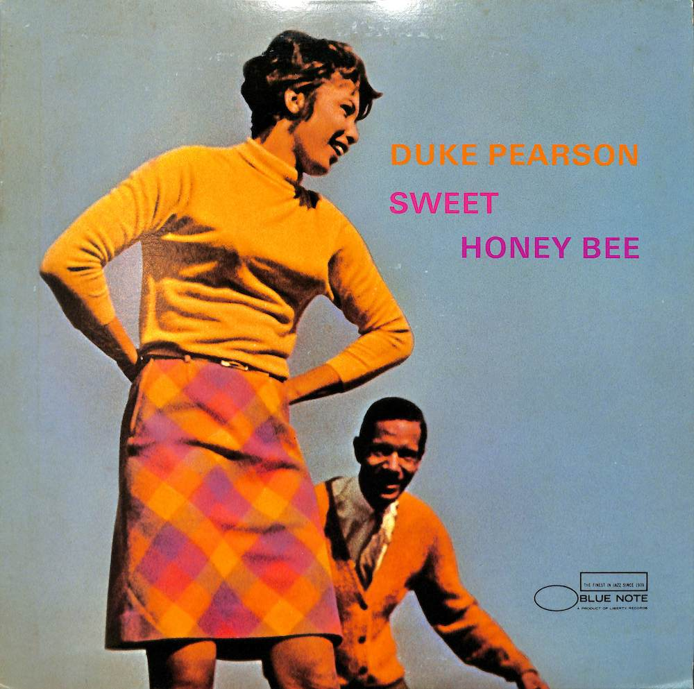 DUKE PEARSON - Sweet Honey Bee - LP
