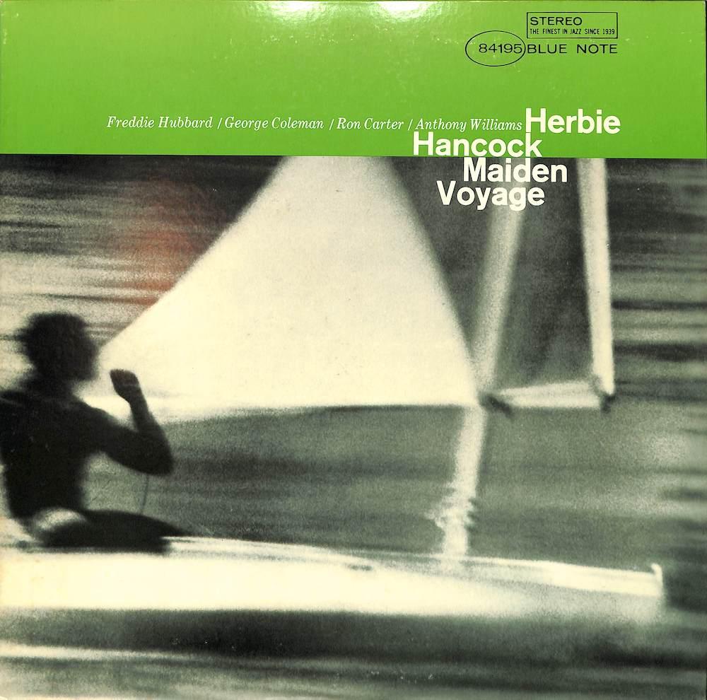 HERBIE HANCOCK - Maiden Voyage - LP